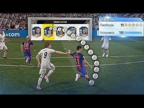 DRAFT 195 vs COUTINHO NO BARCELONA!!! FIFA 17 ULTIMATE TEAM