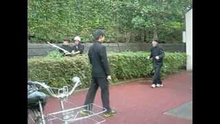 2012年11月12日:千葉県内の某中学校の帰宅部オリジナルショートドラマです。
