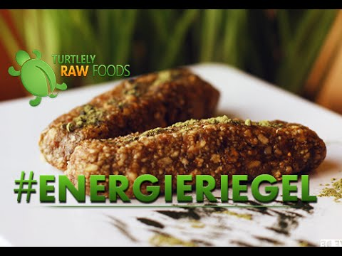 Turtlely Raw Foods to go - #3 super vegane Energie Riegel
