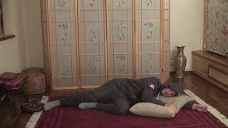 Болезнь Паркинсона специальная гимнастика лёжа 4