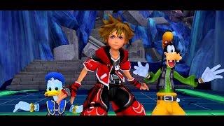 Kingdom Hearts - 2 [Playthrough Part 22] [War - Wet Rock & 1000 Heartless]