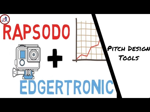 PLAYER DEVELOPMENT TOOLS: Rapsodo And Edgertronic Cameras