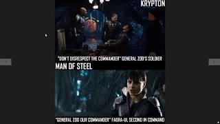 Justice, The Matrix, The DCEU & Krypton