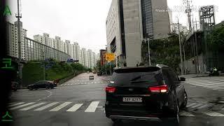 수지풍덕자동차학원도로주행 (A코스)