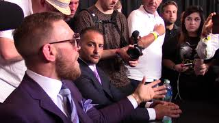 Conor McGregor: This New Boxing Conor Whoops Old Conor's Ass!!! esnews