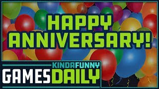 KFGD's 1-Year Anniversary - Kinda Funny Games Daily 06.19.18