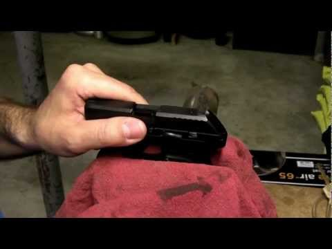 How to Repair a Broken Ruger LCP Takedown Pin