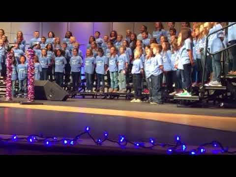 Wilson Elementary Choir