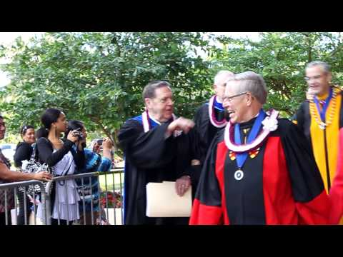 Brigham Young University Hawaii Fall 2011 Commencement