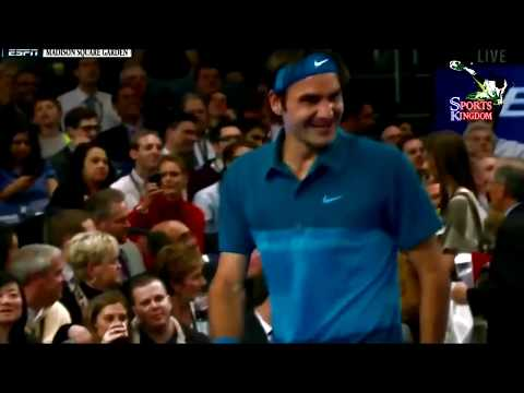 Thumbnail: TOP 10 Most Funniest Fans Interactions In Tennis History | HD