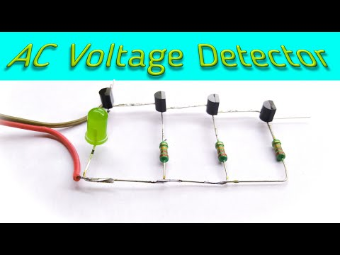 AC Voltage Detector || By Es Tech Knowledge