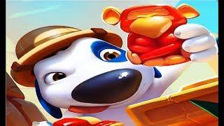 МОЙ ГОВОРЯЩИЙ ХЭНК #137 Говорящий Том и Анжела мультик игра видео для детей #Мобильные игры