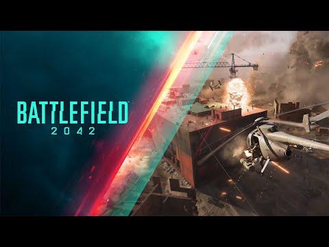 Tráiler de jugabilidad oficial de Battlefield 2042