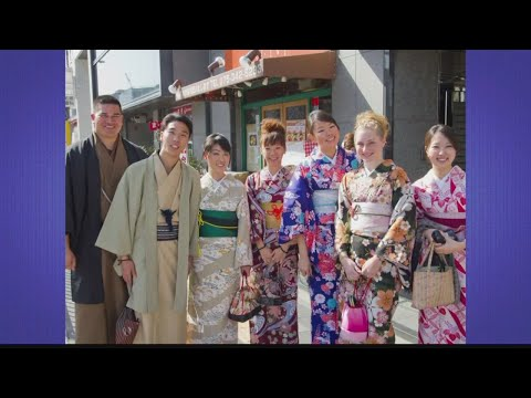 Leeward Community College's Japanese Program tests John and Trini