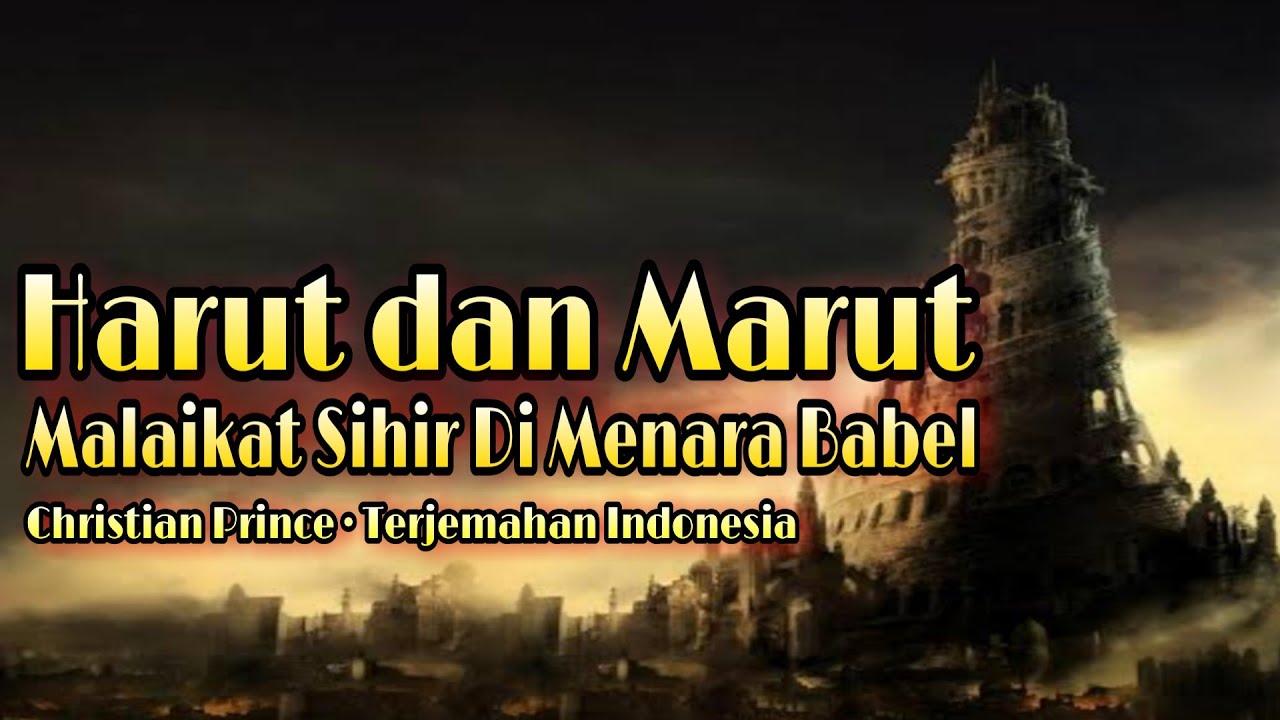 Harut dan Marut; Malaikat Sihir di Menara Babel | Christian Prince (Terjemahan Indonesia)