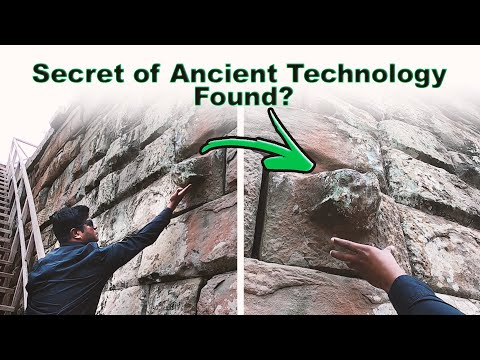 Mystery of Ancient 'KNOBS' in Temples - Evidence of Stone Melting /Geopolymer Technology?