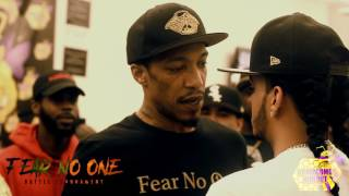 Pep vs X Da Don - FearNoOne/HoneyCombHideout Hosted By Bonnie Godiv...