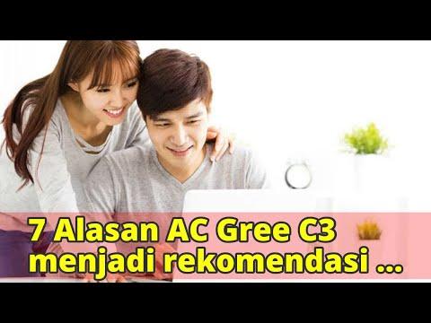 7 Alasan AC Gree C3 menjadi rekomendasi jempolan untuk keluarga