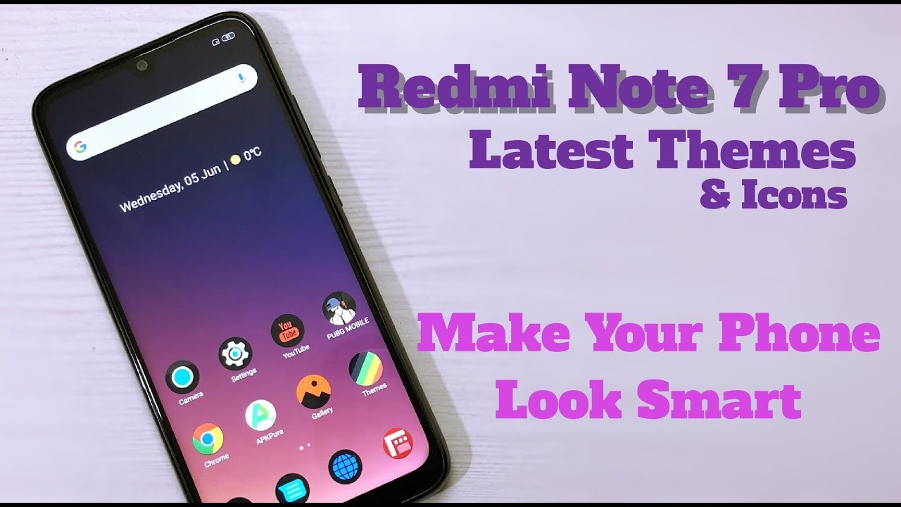 Change the Look of Redmi Note 7 Pro - Latest MIUI 10 Themes