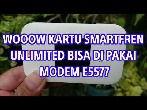 (9/11) Smartfren UNLIMITED di Modem Mifi Bisa?.