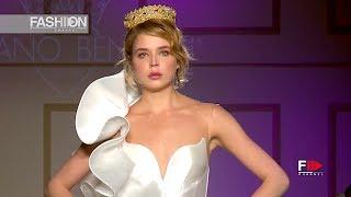 EMILIANO BENGASI Bridal Collection 2018   Sì Sposaitalia Collezioni 2017 Milan   Fashion Channel
