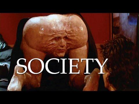 Society TRAILER (1989)