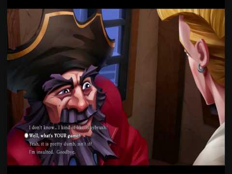 The Secret of Monkey Island: Special Edition Part 1 - Guybrush Threepwood |