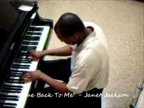 Jimmy Jam and Terry Lewis Piano Tunes