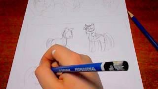 Май литл пони .Как нарисовать Твайлайт Спаркл  ?Как нарисовать себя в Май литл пони(Все приветик ))В видео я нарисую себя в аниме . Вы узнаете : Как нарисовать себя в аниме Как нарисовать девушк..., 2017-02-21T06:30:05.000Z)
