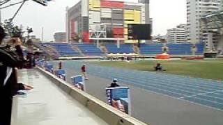 2010年春季田徑公開賽~200公尺決賽~