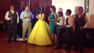 CARLA HERNANDEZ QUINCEANERA VIDEO CLIP EN HIGHLAND PARK CA
