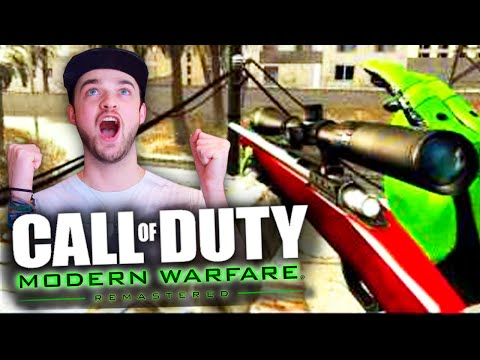 COD4 REMASTERED Gameplay Trailer! - ALL QUESTIONS ANSWERED!