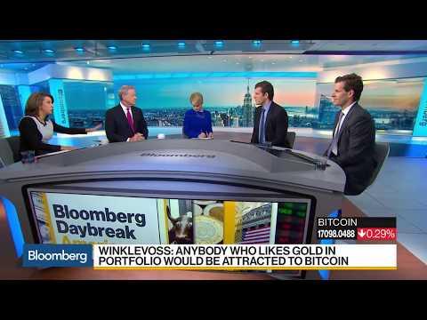 Tyler Winklevos 1st billionaire Bitcoin earn says Bitcoin is gold 2.0!