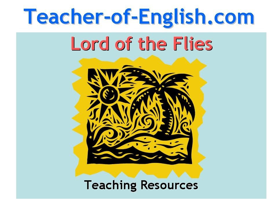 Lord of the Flies Teaching Resources PowerPoint worksheets and – Lord of the Flies Worksheets