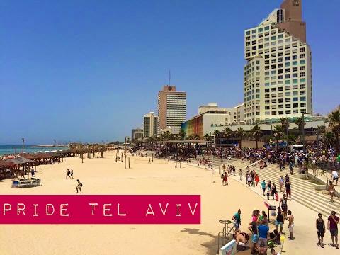 ISRAEL TRAVEL: TEL AVIV PRIDE