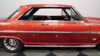 3297 CHA 1963 Chevy Nova SS