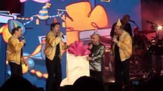 Rock et Belles Oreilles : Chanson Pour La Fete a André Live @Place des Festivals -Montreal
