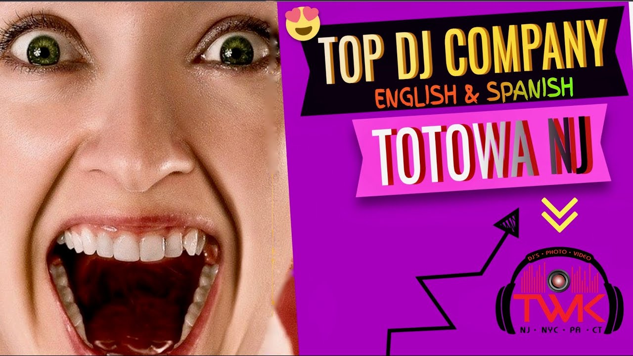 🆕 Dj In Totowa New Jersey | Totowa DJs | Wedding Djs In Passaic County | Video