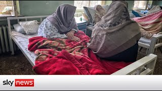 Afghanistan: Doctors work without pay and medicines dwindle, a month into Taliban rule