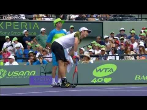 Murray Vs Ferrer Final Highlights Miami 2013