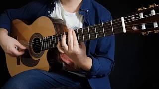 Батарейка на гитаре