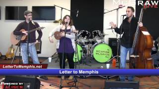 Letter To Memphis Live at KTRS Radio