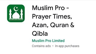 How to Use Muslim Pro App in Tamil ( Prayer Times, Azan , Quran , Qibla , Dua's, Islamic Calander) screenshot 5
