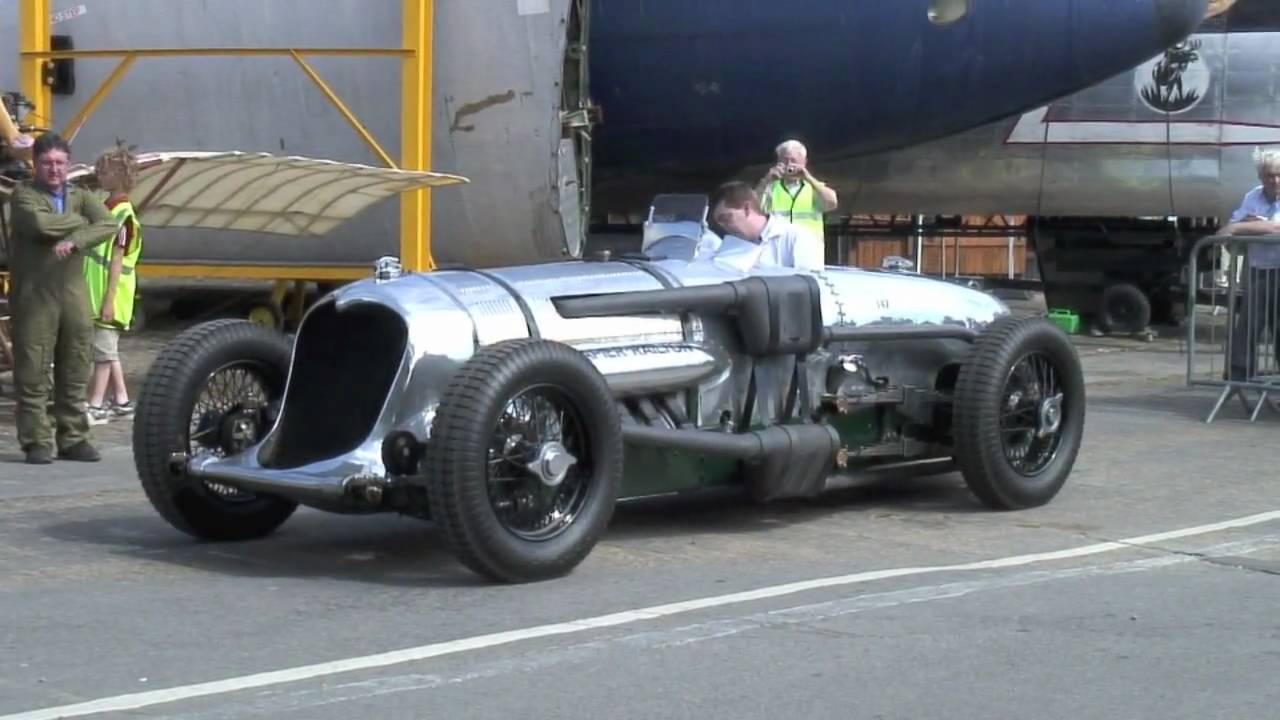 Napier Railton Youtube