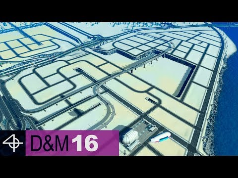 City Expansion and Bus Lines Optimization | Unmodded Cities: Skylines – Design and Manage, Part 16