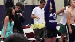 Grad Night Comedy Hypnosis Show - St. Patrick / St. Vincent High School 2012