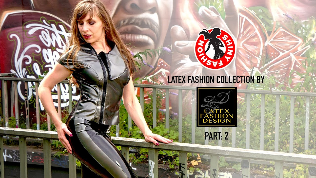 Latex Fashion Collection By [Latex Fashion Design] P. 2