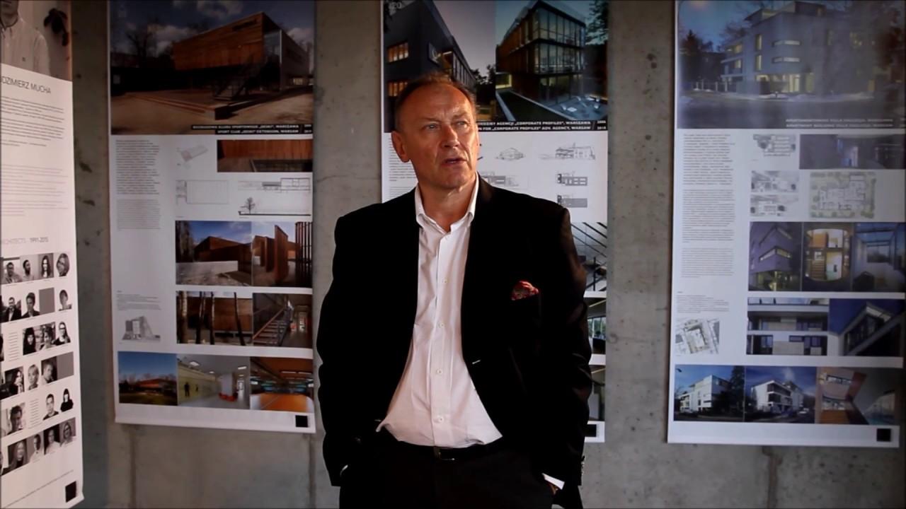 arch. Andrzej Bulanda - o architekturze w Polsce i na świecie