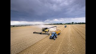 The Top 5 Brands Combine Harvester In The World