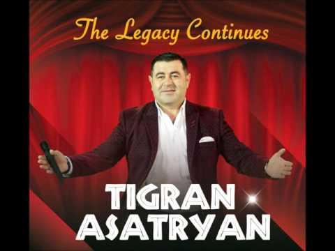 Tigran Asatryan / 03 De Ari Ari / (New 2016 Album)